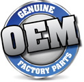 Genuine OEM Factory Parts