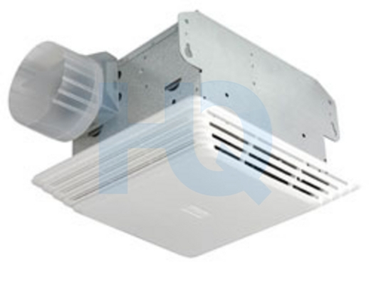 Dx90 Broan Nutone Deluxe Exhaust Fan 90 Cfm 2 5 Sones